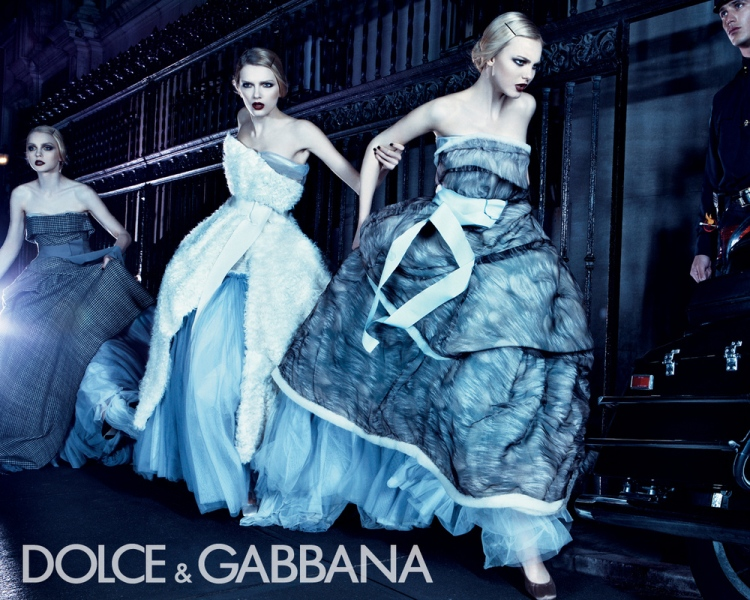 Dolce&Gabbana F/W 2008/09 campaign