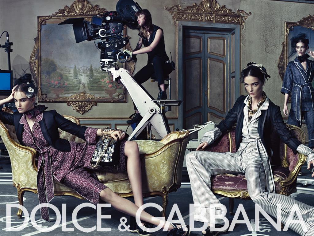 Dolce&Gabbana ss09 womenswear