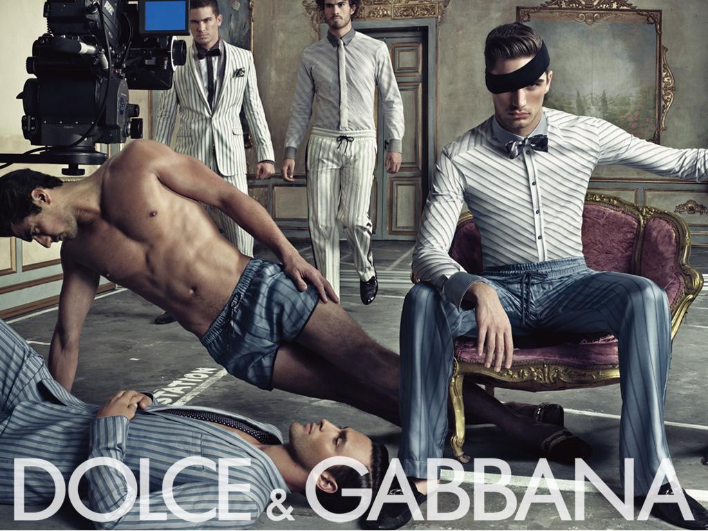 Dolce&Gabbana ss09 menswear