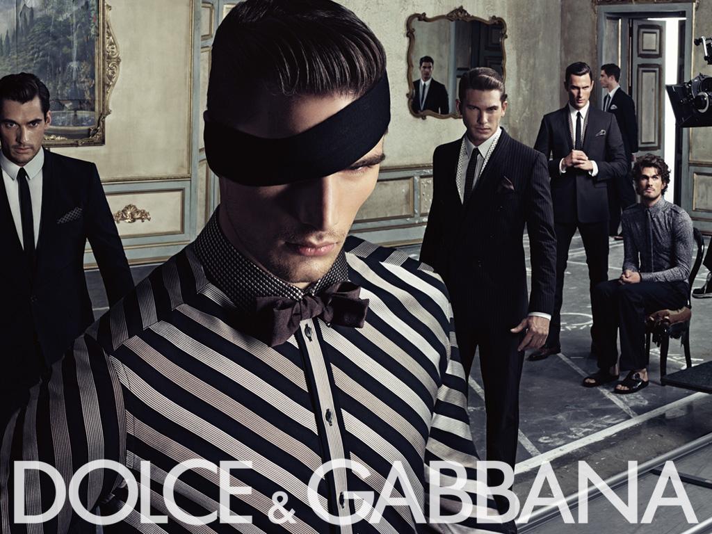 Dolce&Gabbana spring 2009 menswear
