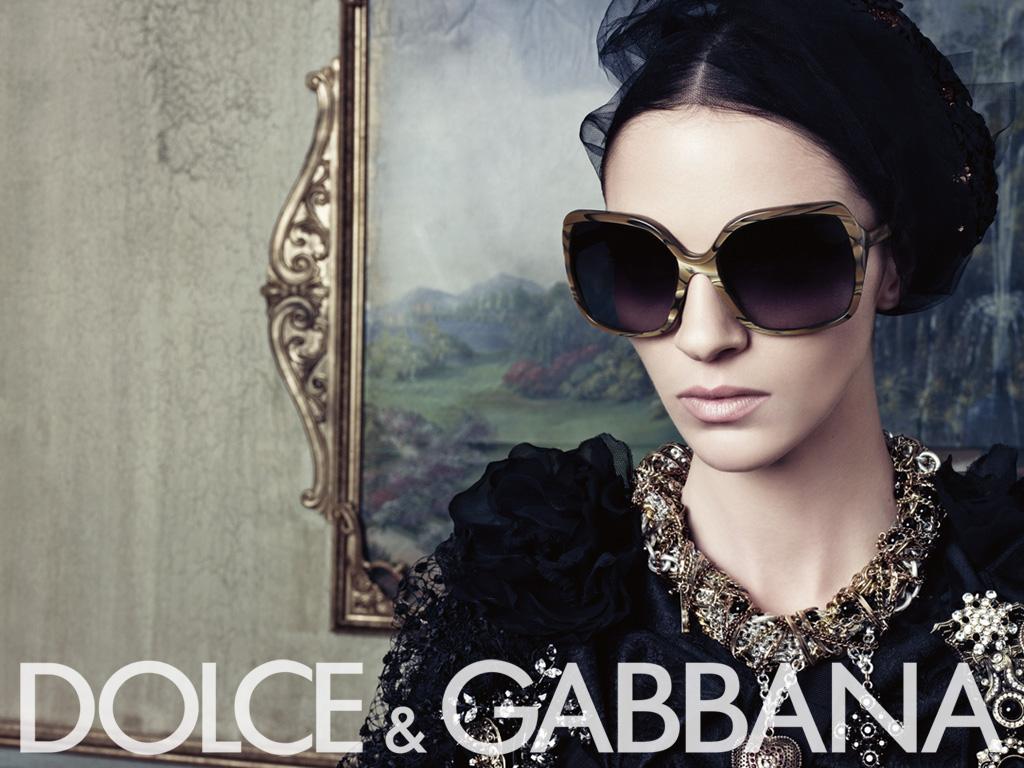 Dolce&Gabbana ss09 eyewear womens