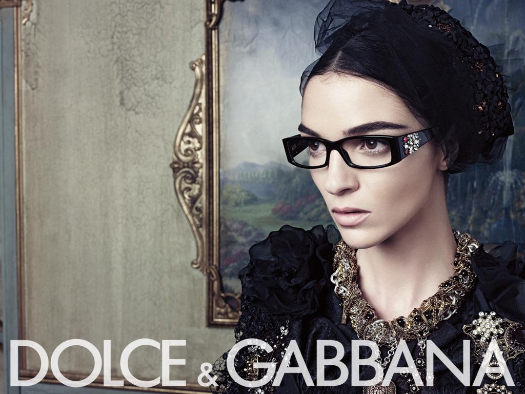 Dolce&Gabbana ss09 glasses womens
