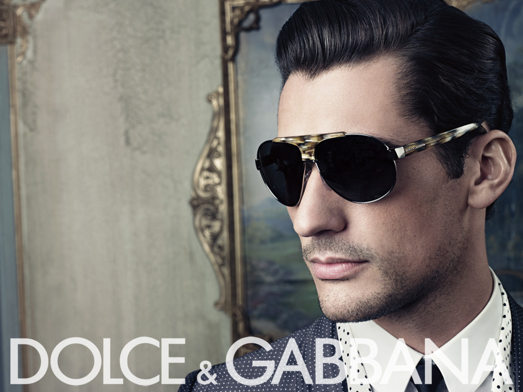 Dolce&Gabbana ss09 eyewear mens