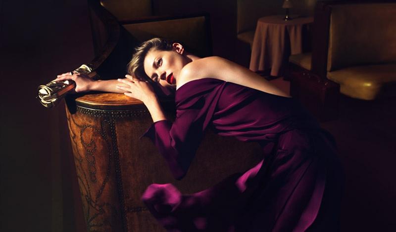 Kate Moss Donna Karan