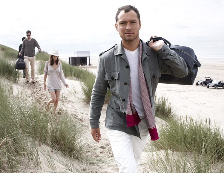 Dunhill - Jude Law - spring2009
