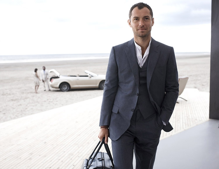 Dunhill - Jude Law - ads