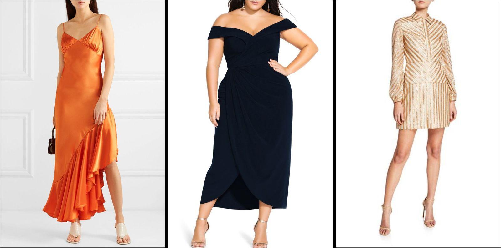 Elegant dresses to wear this fall