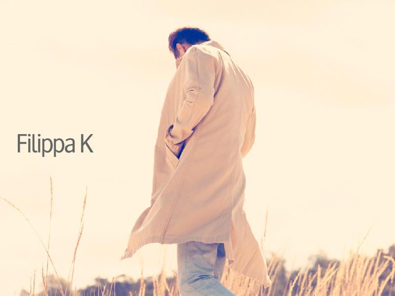 Fillipa K man ad campaign by Camilla Akrans
