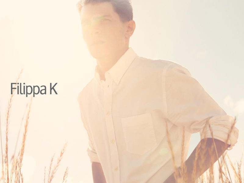 Fillipa K man ss2011 ad by Camilla Akrans