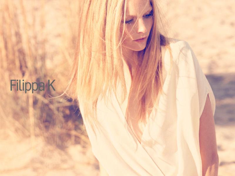 Fillipa K woman ss2011 ad by Camilla Akrans