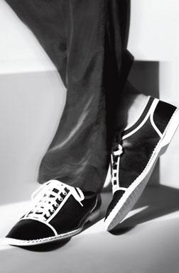 Giorgio Armani footwear mens ss09