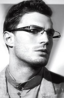 Giorgio Armani ads mens eyewear