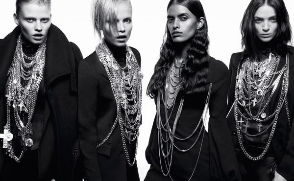 Givenchy fall ad campaign
