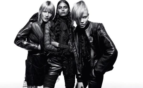 Givenchy fall'08 ad campaign