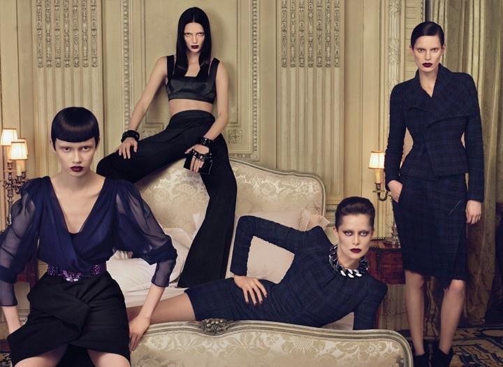 Givenchy womenswear fw0910