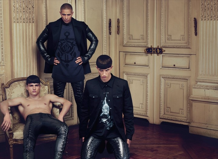 Givenchy menswear fw0910