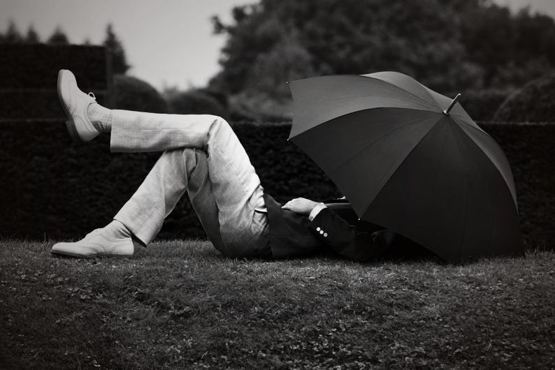 Hardy Amies - spring/summer 2011 ad campaign