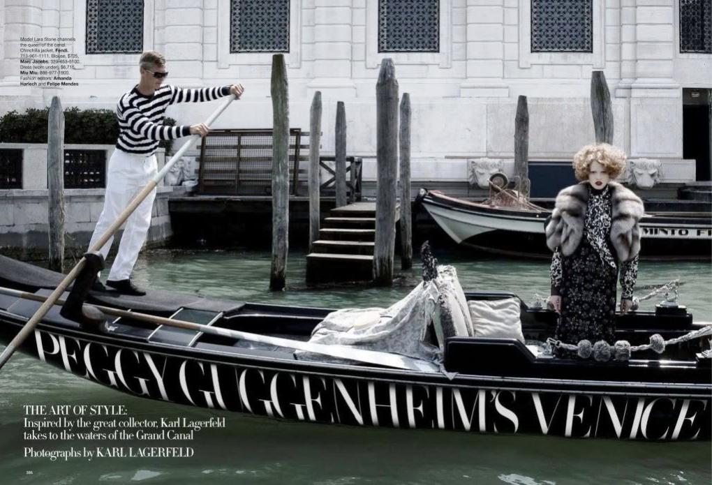 Peggy Guggenheim's Venice 01