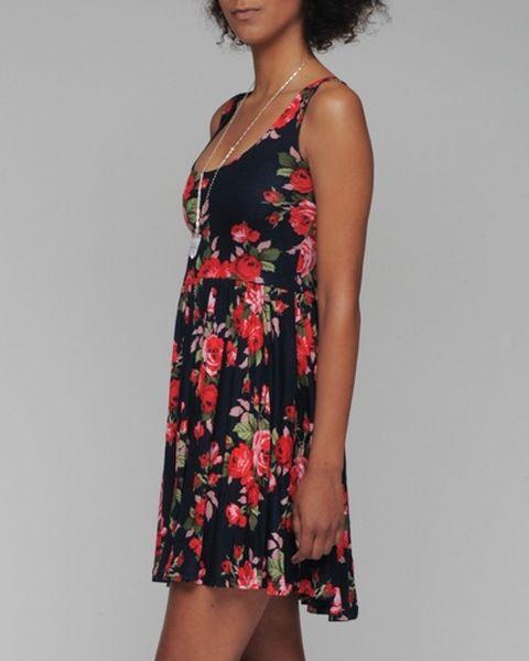 Ladderback Dress