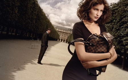 Laetitia Vuitton 2008 campaign