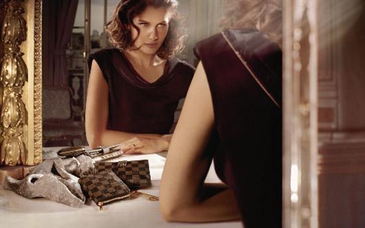 Laetitia Louis Vuitton fall ad