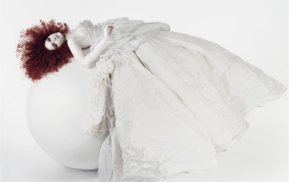 Lily Cole by Solve Sundsbo