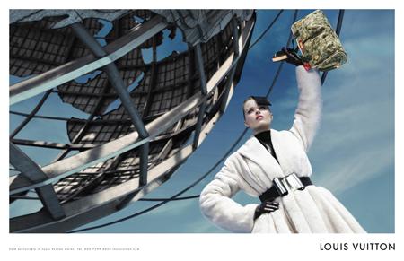 Eva Louis Vuitton campaign