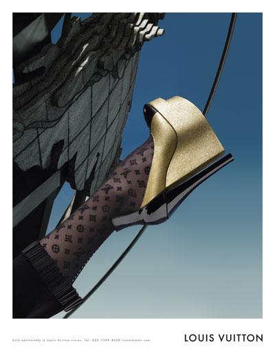 Louis Vuitton fall campaign