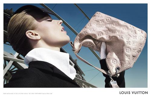 Louis Vuitton Eva ad