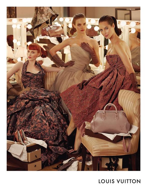 Louis Vuitton fall/winter 2010/2011 advertising