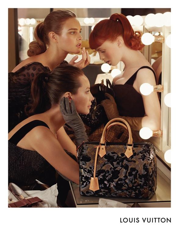 Louis Vuitton fall/winter 2010/2011 ads