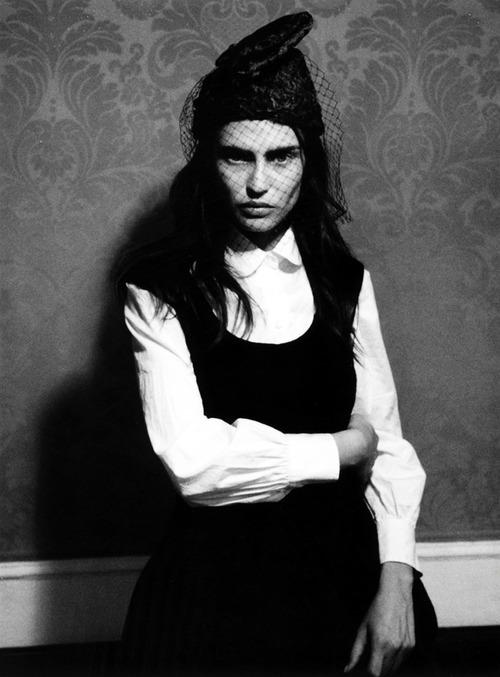 Bianca Balti by Manuela Pavesi for Grey Magazine f/w 2012