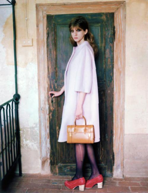 Caterina Ravaglia by Manuela Pavesi for Tank Magazine f/w 2012