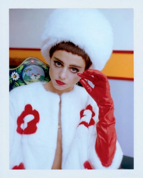 Matilde Solbiati by Manuela Pavesi for Tank Magazine spring/summer 2013