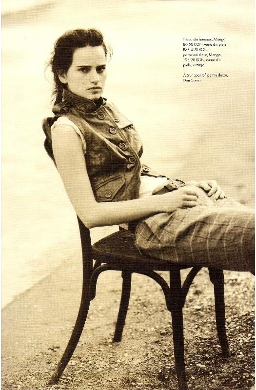 Elle Magazine may 2006 - 8