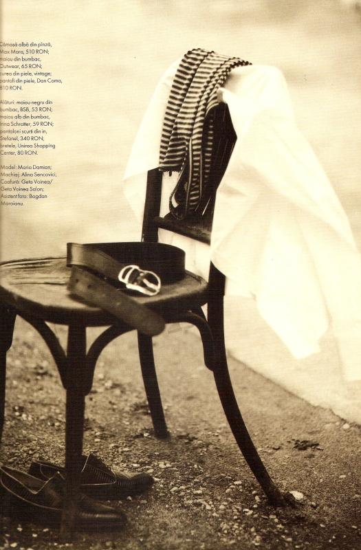 Elle Magazine may 2006 - 9