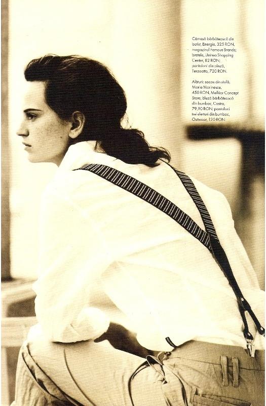 Elle Magazine may 2006 - 3
