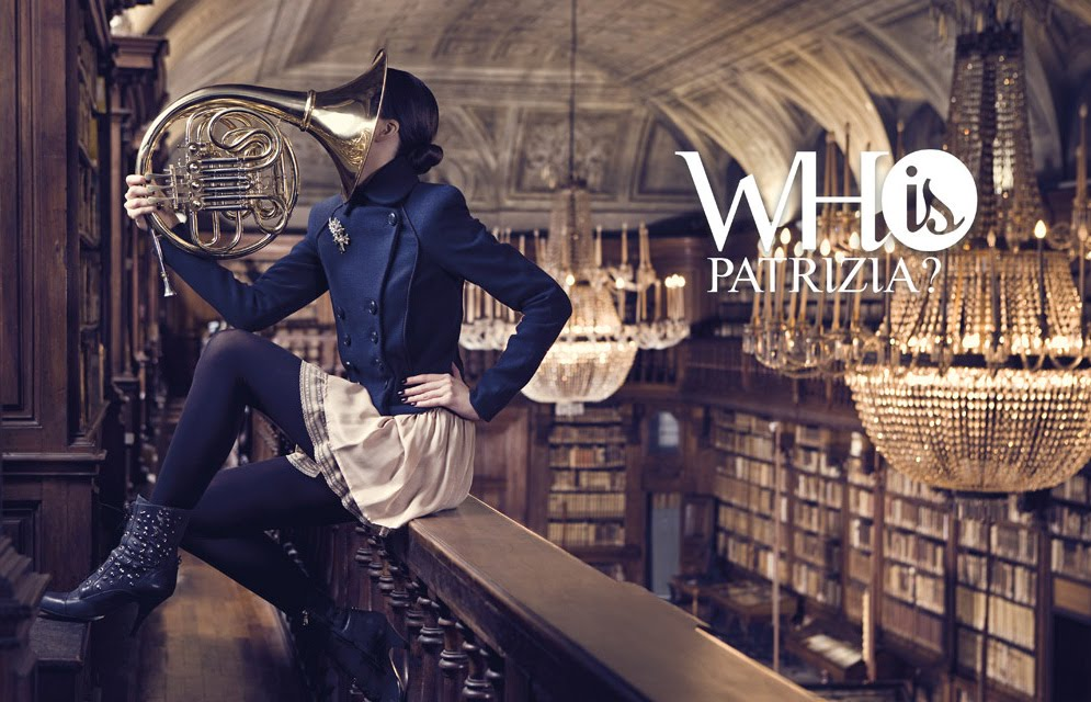 Patrizia Pepe fw 2010/2011 ad campaign - 01