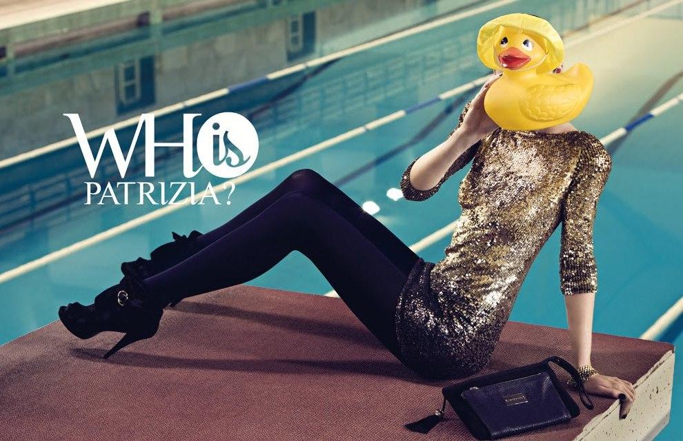 Patrizia Pepe fw 2010/2011 ad campaign