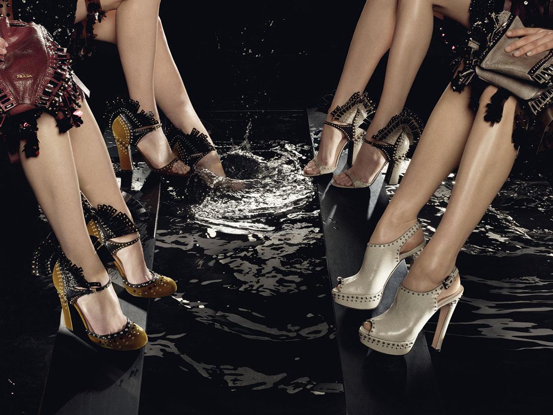 Prada fw09 ad campaign - 8