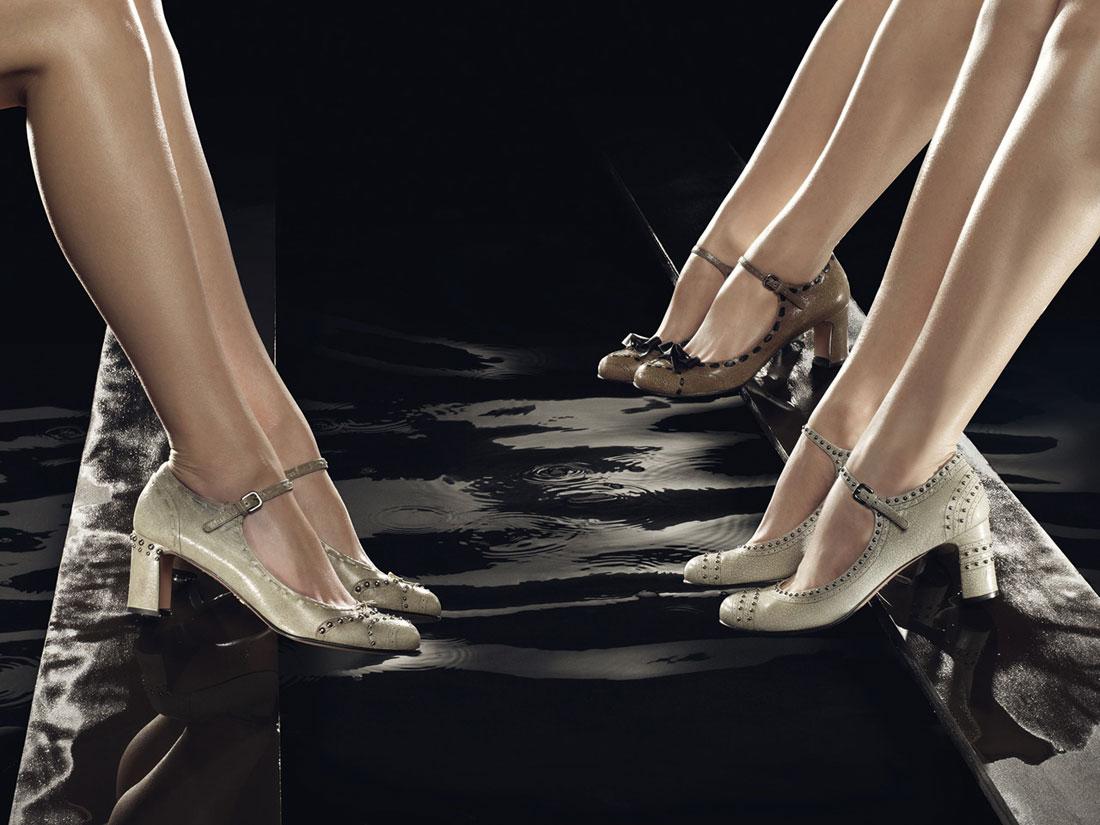 Prada fw09 ad campaign - 9