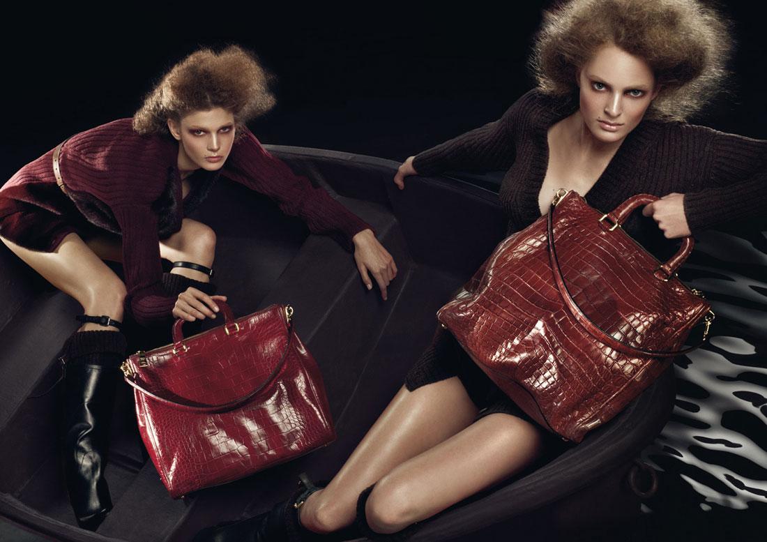 Prada fw09 ad campaign - 4