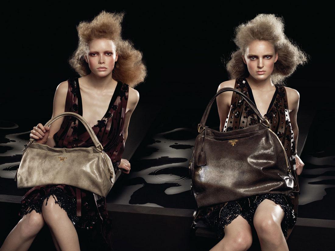 Prada fw09 ad campaign - 6