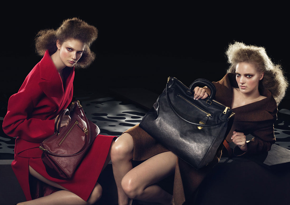 Prada fw09 ad campaign - 5