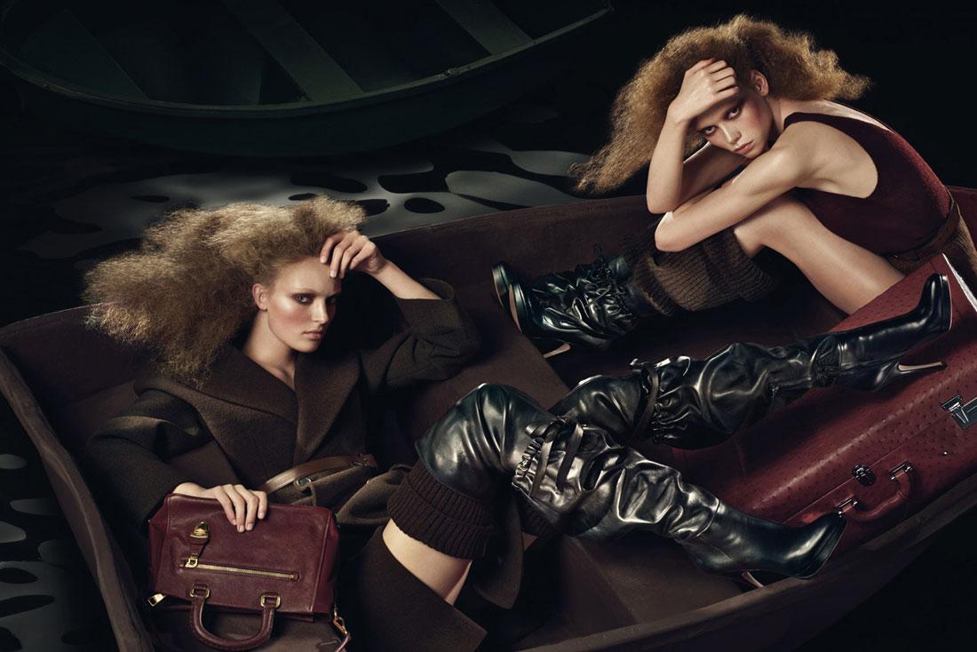 Prada fw09 ad campaign - 3