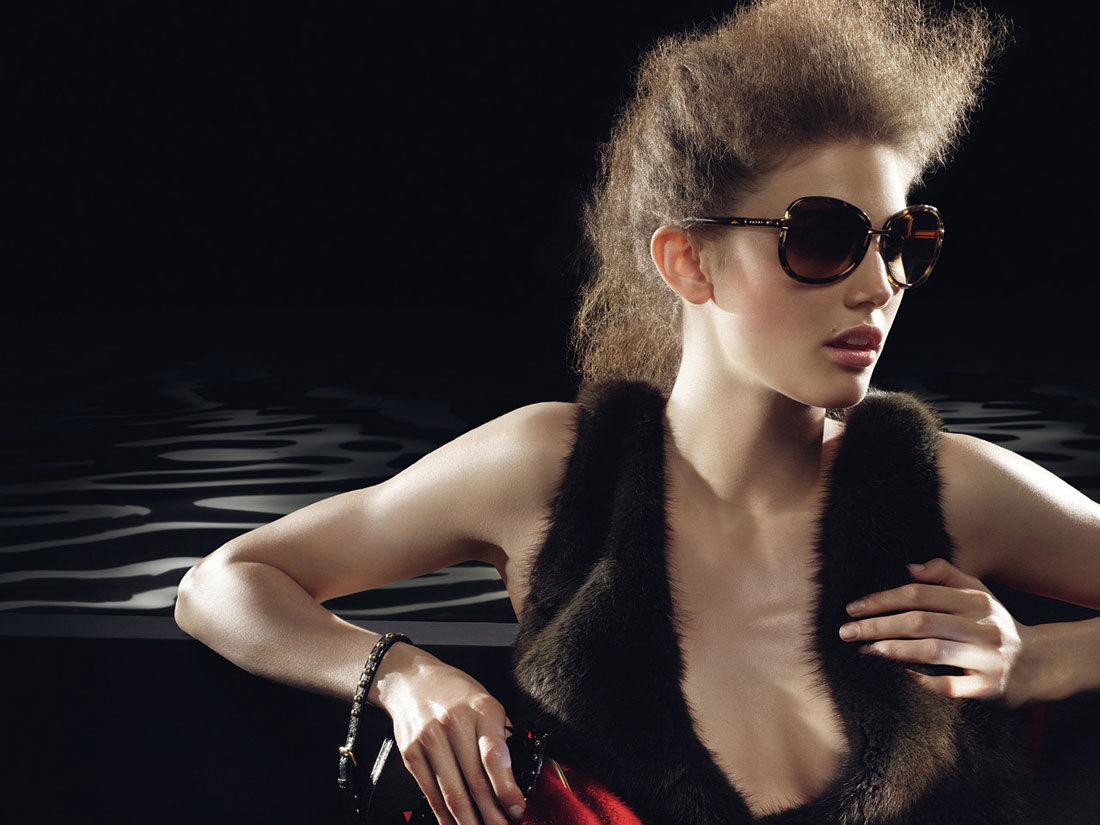 Prada fw09 ad campaign - 10