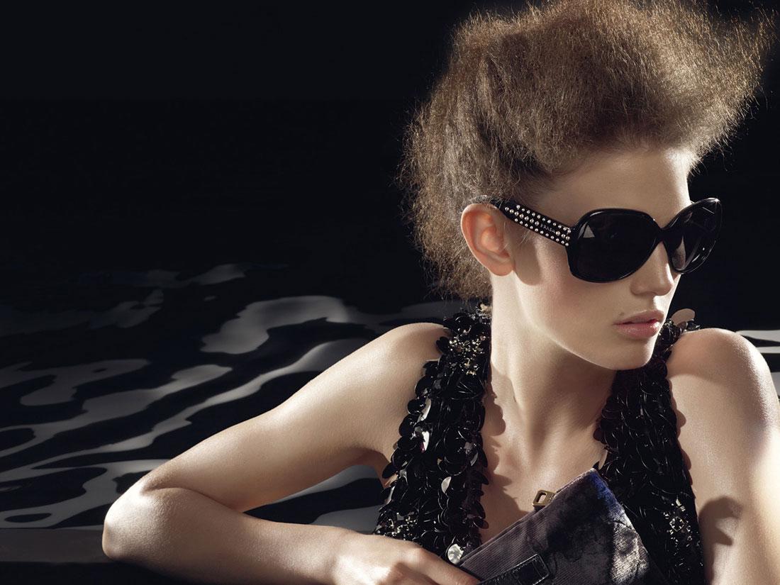 Prada fw09 ad campaign - 11