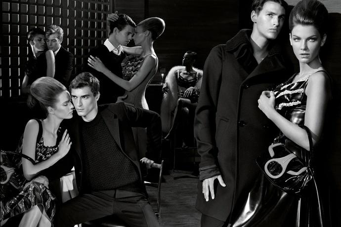 Prada fall2010 ad campaign menswear 02