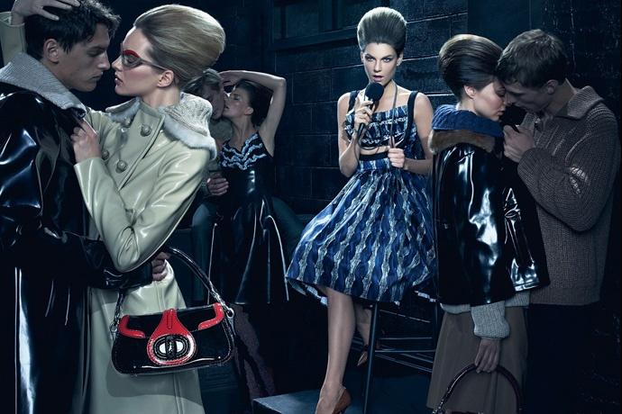 Prada fall2010 ad campaign womenswear 03