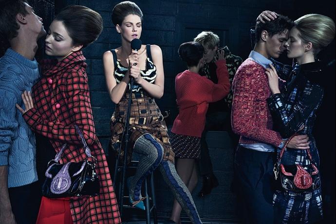 Prada fall2010 ad campaign womenswear 01